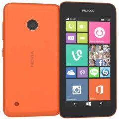 Mobiltelefon, Nokia Lumia 530, narancs