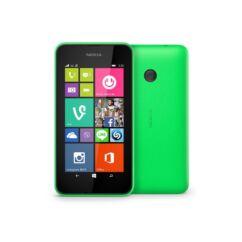 Nokia Lumia 530, Mobiltelefon, zöld