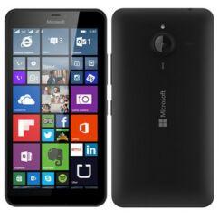Mobiltelefon, Nokia Lumia 640 XL LTE, fekete