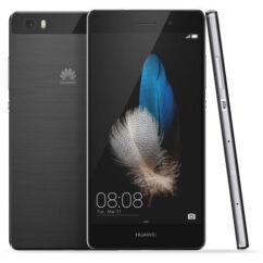 Mobiltelefon, Huawei P8 Lite DualSIM, fekete