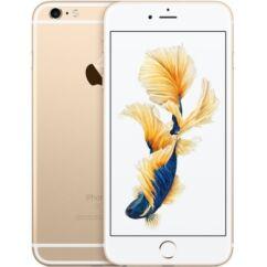 Mobiltelefon, Apple iPhone 6S 64GB PreOwned, kártyafüggetlen, 1 év garancia, arany