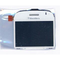 Blackberry 9000 Bold, LCD kijelző plexivel 003, fehér