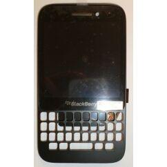 Blackberry Q5, LCD kijelző érintőplexivel, fekete