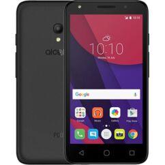 Mobiltelefon, Alcatel OT-5010 Pixi4 5'', fekete