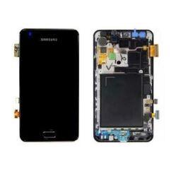 LCD kijelző, Samsung i9103 Galaxy R, Galaxy Z érintőplexivel és előlappal, fekete