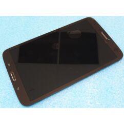 Samsung T310 Galaxy Tab 3 8.0, LCD kijelző érintőplexivel, barna