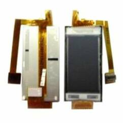 Nokia 7280/7380, LCD kijelző
