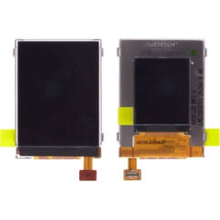 LCD kijelző, Nokia 7510, 3710 Supernova (külső-belső)