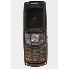 Samsung L760V (Alkatrésznek), Mobiltelefon, szürke