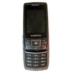 Mobiltelefon, Samsung D880 (Bontott)