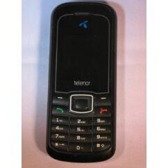 Mobiltelefon, ZTE-G S215, fekete (Bontott)