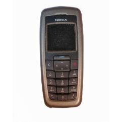 Mobiltelefon, Nokia 2600, szürke (Bontott)