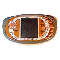 Nokia N-Gage QD (Bontott), Mobiltelefon