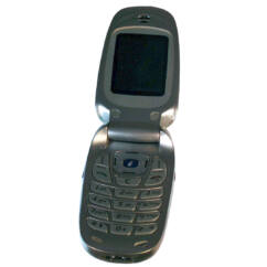 Samsung X640 (Alkatrésznek), Mobiltelefon