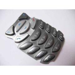 Nokia 6310/6310i, Gombsor (billentyűzet), ezüst-szürke