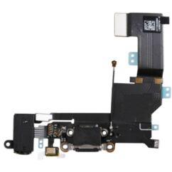 Apple iPhone SE, Rendszercsatlakozó, fekete