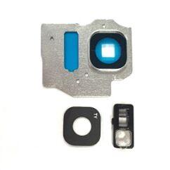 Samsung G955 Galaxy S8 Plus, Plexi, (kamera plexi), ezüst