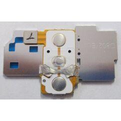 Átvezető szalagkábel (flex), LG D802 Optimus G2 (hangerőállító+bekapcsológomb))
