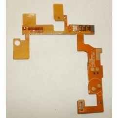 LG Prada 3.0 P940, Átvezető szalagkábel (Flex), (+mikrofon)