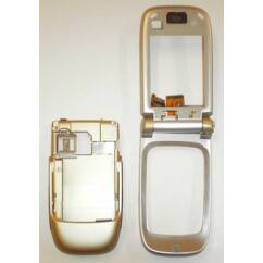Nokia 6131, Nyitómechanika, (+mikrofon, kamera átvezető), arany