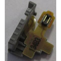 Sony Xperia Z1 Mini D5503, Átvezető szalagkábel (Flex), (kamera gomb átvezető)