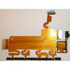Sony Xperia Z1 C6909, Átvezető szalagkábel (Flex), (oldalgomb)