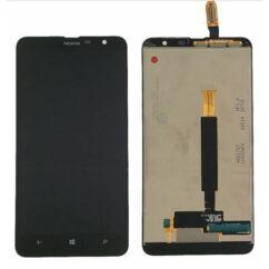 LCD kijelző, Nokia Lumia 1320 érintőplexivel, fekete
