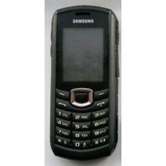 Mobiltelefon, Samsung B2710 (Bontott)