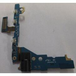Átvezető szalagkábel (flex), Samsung C101 Galaxy S4 Zoom (headsetcsatlakozós panel)