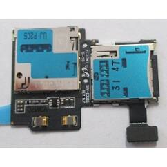Samsung i9506 Galaxy S4 LTE, SIM olvasó, (memóriakártya olvasó)