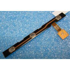 Samsung P5100/P5110 Galaxy Tab 2 10.1, Átvezető szalagkábel (Flex), (be-kikapcsoló-hangerőállító gomb)