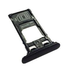 Sony Xperia XZs Dual G8232, SIM tartó, (memóriakártya tartó), fekete