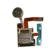 Samsung S8500, Memóriakártya olvasó, (hangerőállító gomb, rezgő)