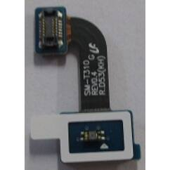 Samsung T310 Galaxy Tab 3 8.0 Wifi, Ávezető szalagkábel (Flex), (fényérzékelős)