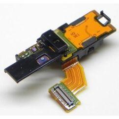 Sony Ericsson X12/LT15 Xperia Arc/LT18 Arc S, Headset csatlakozó, (Rezgő)