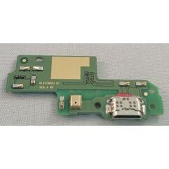 Sony Xperia E5 F3313, Rendszercsatlakozó, (+mikrofon, rezgő)