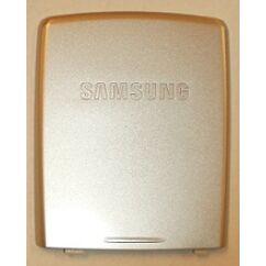 Samsung E870, Akkufedél, ezüst