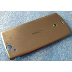 Sony Ericsson X12 Arc, Akkufedél, ezüst