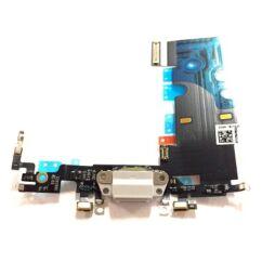 Apple iPhone 8/SE 2020, Rendszercsatlakozó (mikrofonnal), fehér