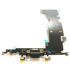 Apple iPhone 8 Plus, Rendszercsatlakozó, fekete