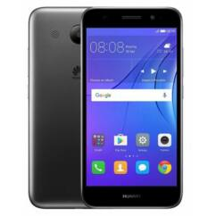 Mobiltelefon, Huawei Y3 2017 DualSim 3G, fekete