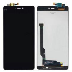 LCD kijelző, Xiaomi Mi 4C, Mi 4i érintőplexivel, fekete