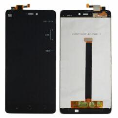 LCD kijelző, Xiaomi Mi4s érintőplexivel, fekete