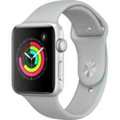 Apple Watch 3 (MQL02) 42mm, Okosóra, szürke