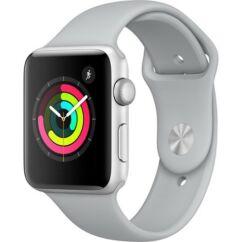 Apple Watch 3 (MQL02) 42mm, Okosóra, szürke