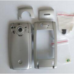 Sony Ericsson P800 komplett ház, Előlap, ezüst