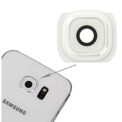 Plexi, Samsung G920 Galaxy S6, (kamera körüli gyűrű és plexi), fehér