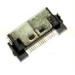 Samsung D600/X640/E800, Rendszercsatlakozó