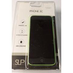 Mobiltelefon, Apple iPhone 5C 16GB Felújított, Kártyafüggetlen, 1 hónap garancia, zöld