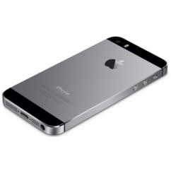 Mobiltelefon, Apple iPhone 5S 16GB Kártyafüggetlen, 1 év garancia, szürke